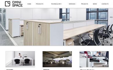 Omni Space - мебелен магазин